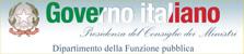 Governo Italiano - Dipartimento funzione pubblica